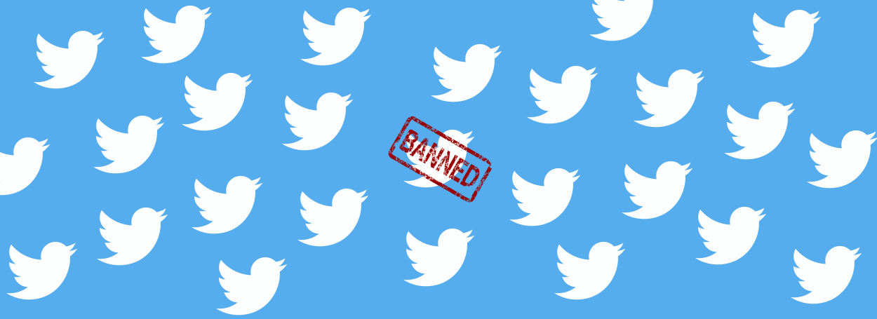 Twitter Kasperksy ban