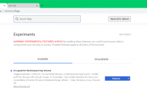 Google Is Testing a New Chrome UI Image