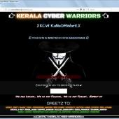 KCW Ransomware Encrypting Web Sites in Pakistan Image