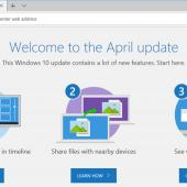 How to Download and Install the Windows 10 April 2018 Update Now Image