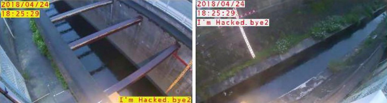 Hackers Deface Canon Security Cameras in Japan