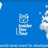 Microsoft's Worldwide Insider Dev Tour Kicks Off on June 1st 2018 Image