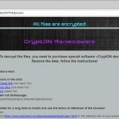 CryptON Ransomware Installed Using Hacked Remote Desktop Services Image