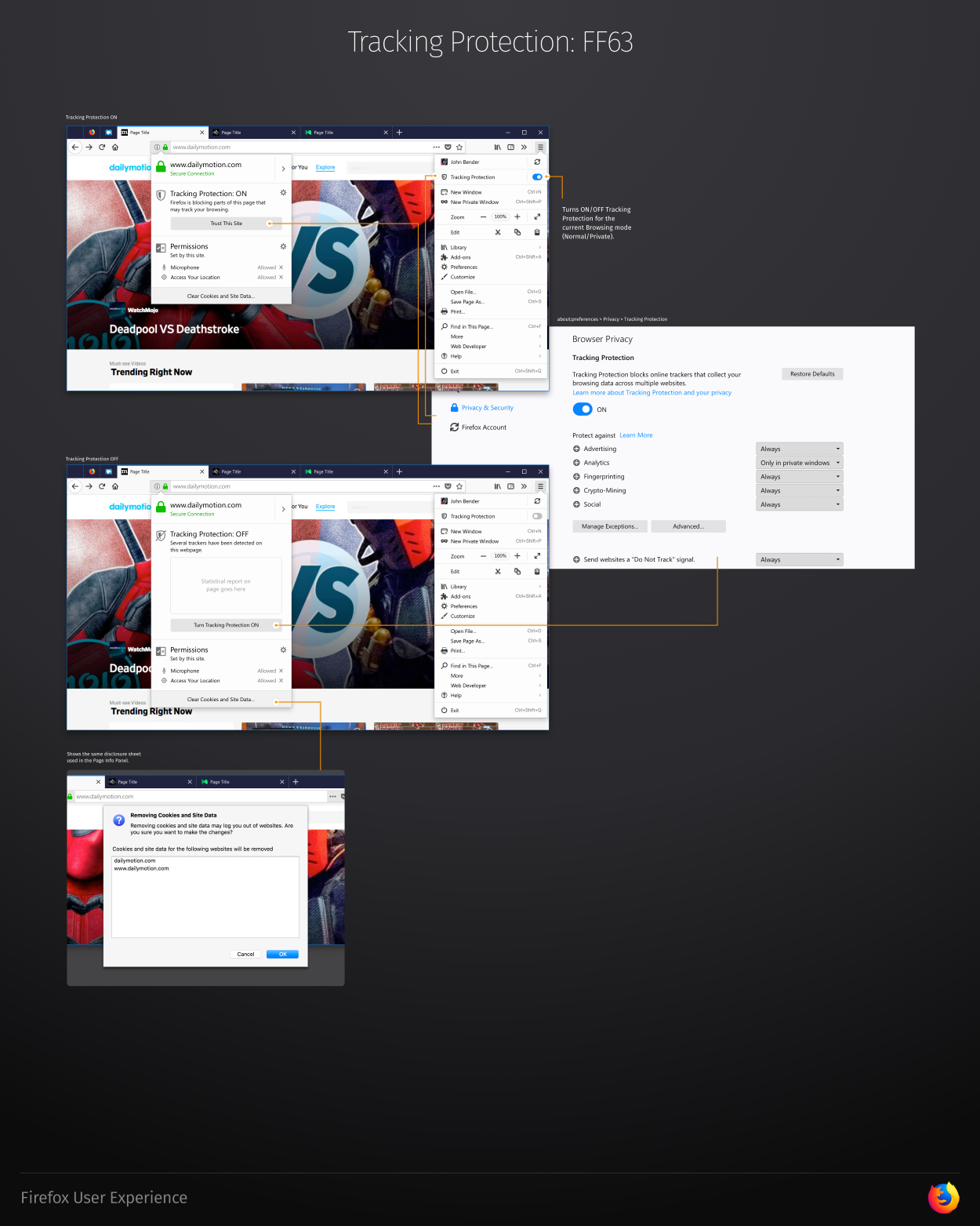 Upcoming Firefox UI changes