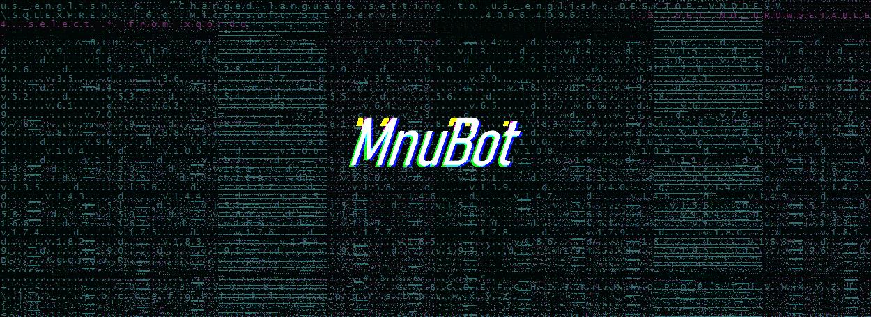 MnuBot Banking Trojan Tries to Hide Behind Seemingly Innocent MSSQL Traffic