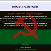 Sigrun Ransomware Author Decrypting Russian Victims for Free Image