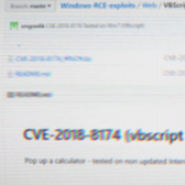 IE Zero-Day Adopted by RIG Exploit Kit After Publication of PoC Code Image