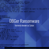 DBGer Ransomware Uses EternalBlue and Mimikatz to Spread Across Networks Image