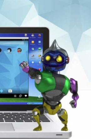 Andy OS Android Emulator Reportedly Installing a GPU Miner Image