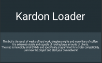 Hacking Forum Ad Peddles New Kardon Loader Malware Image