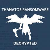 Thanatos Ransomware Decryptor Released by the Cisco Talos Group Image