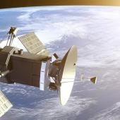 National Security Concerns Over Hackers Commandeering Satellites  Image