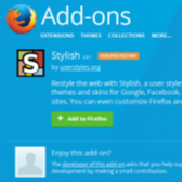 Chrome and Firefox Pull Stylish Add-On After Report It Logged Browser History Image