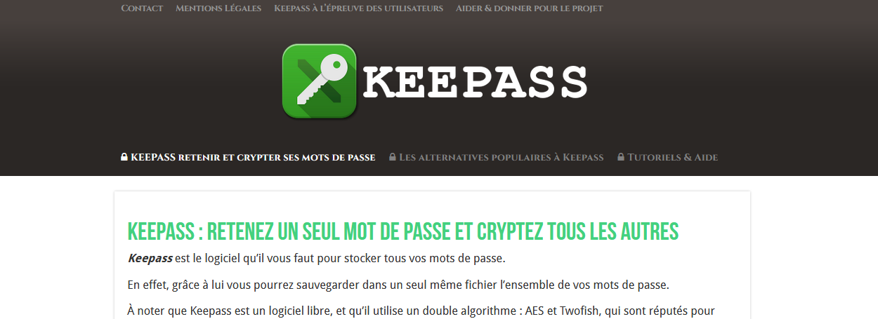 Fake Websites for Keepass, 7Zip, Audacity, Others Found