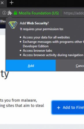 Firefox Add-On With 220,000+ Installs Caught Collecting Users' Browsing History Image