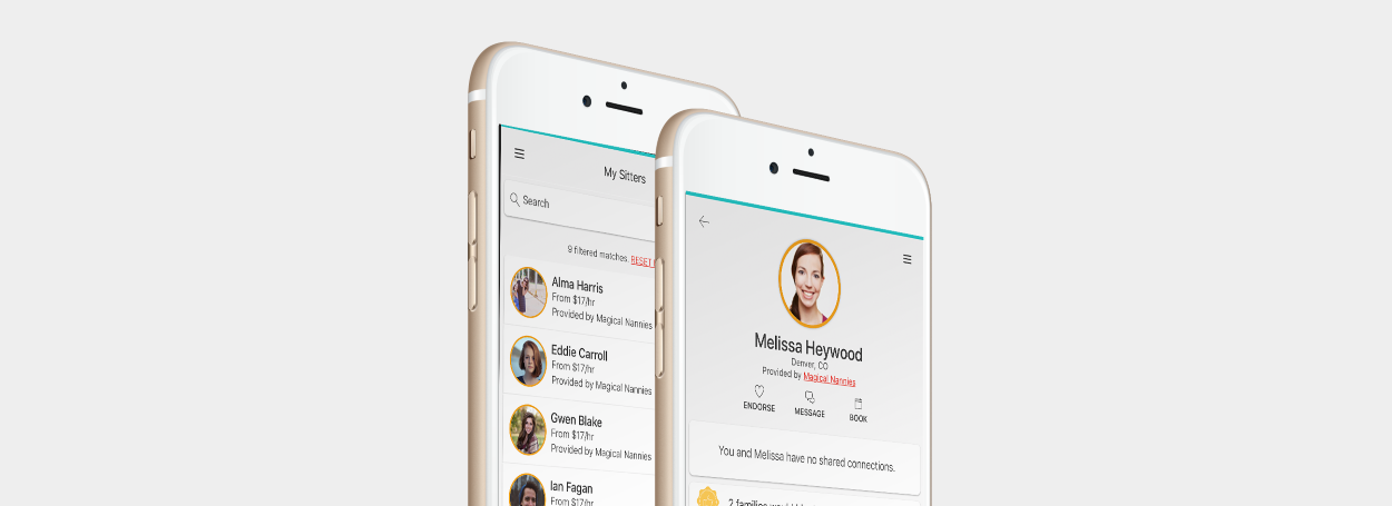 MongoDB Server Exposes Babysitting App's Database
