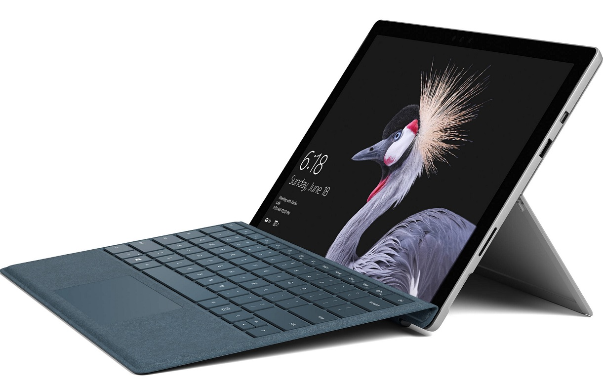 Microsoft Releases New Firmware Update for Surface Pro With