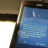 Bitfi Wallet Is Vulnerable, No Bounty, No