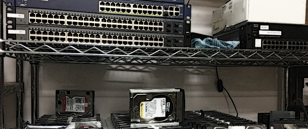 Unwiped Drives and Servers from NCIX Retailer for Sale on