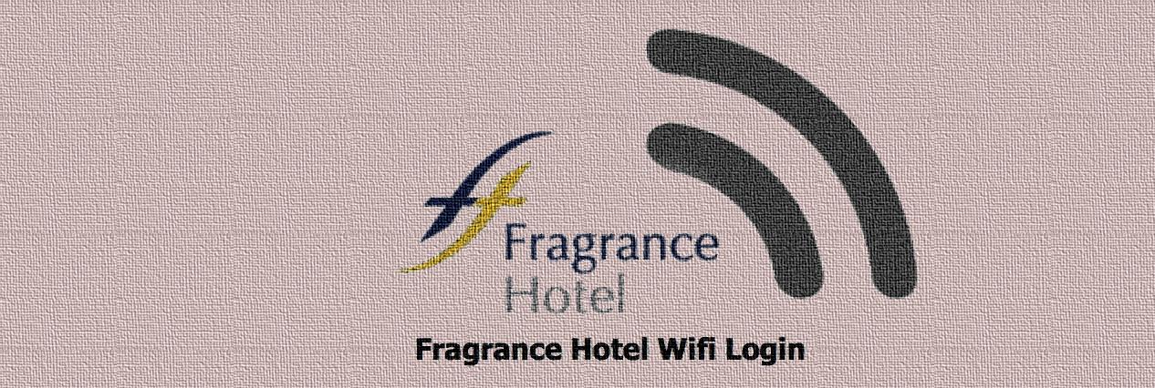 Fragrance_hotel_wifi_login