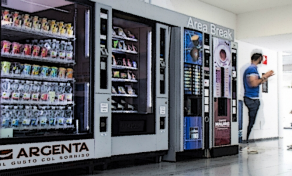 Vending Machine App Hacked for Unlimited Credit Image