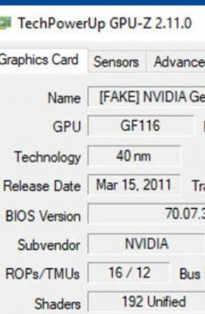 GPU-Z Can Now Detect Fake NVIDIA Graphics Cards Image