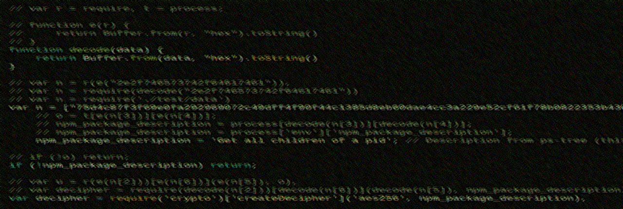 Backdoor in Popular JavaScript Library Set to Steal Cryptocurrency