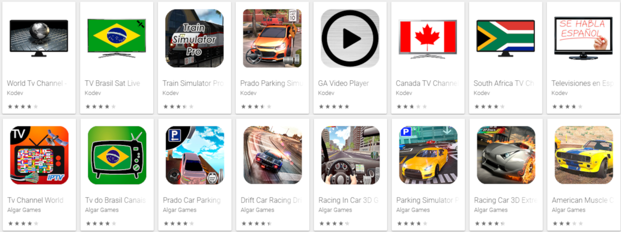 85 Adware Apps in Google Play Installed 9 Million Times