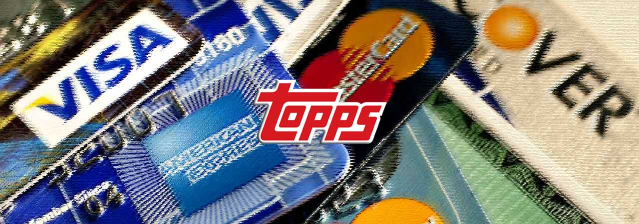 Topps com Sports Collectible Site Exposes Payment Info in