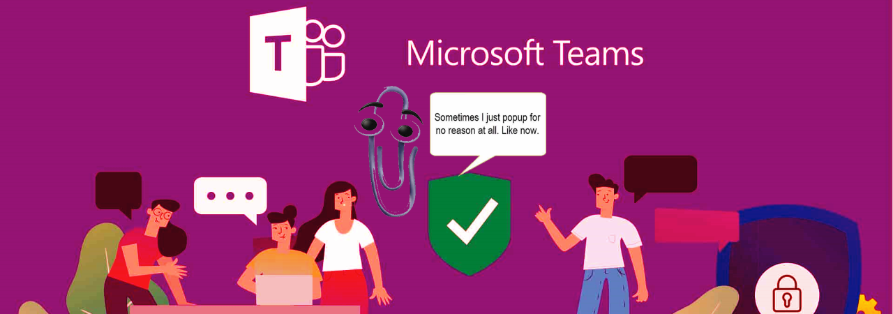 Heeere's Clippy! He's Back, but Only for Microsoft Teams