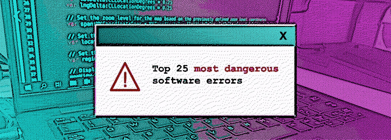 Top 25 Most Dangerous Vulnerabilities Refreshed After 8 Years