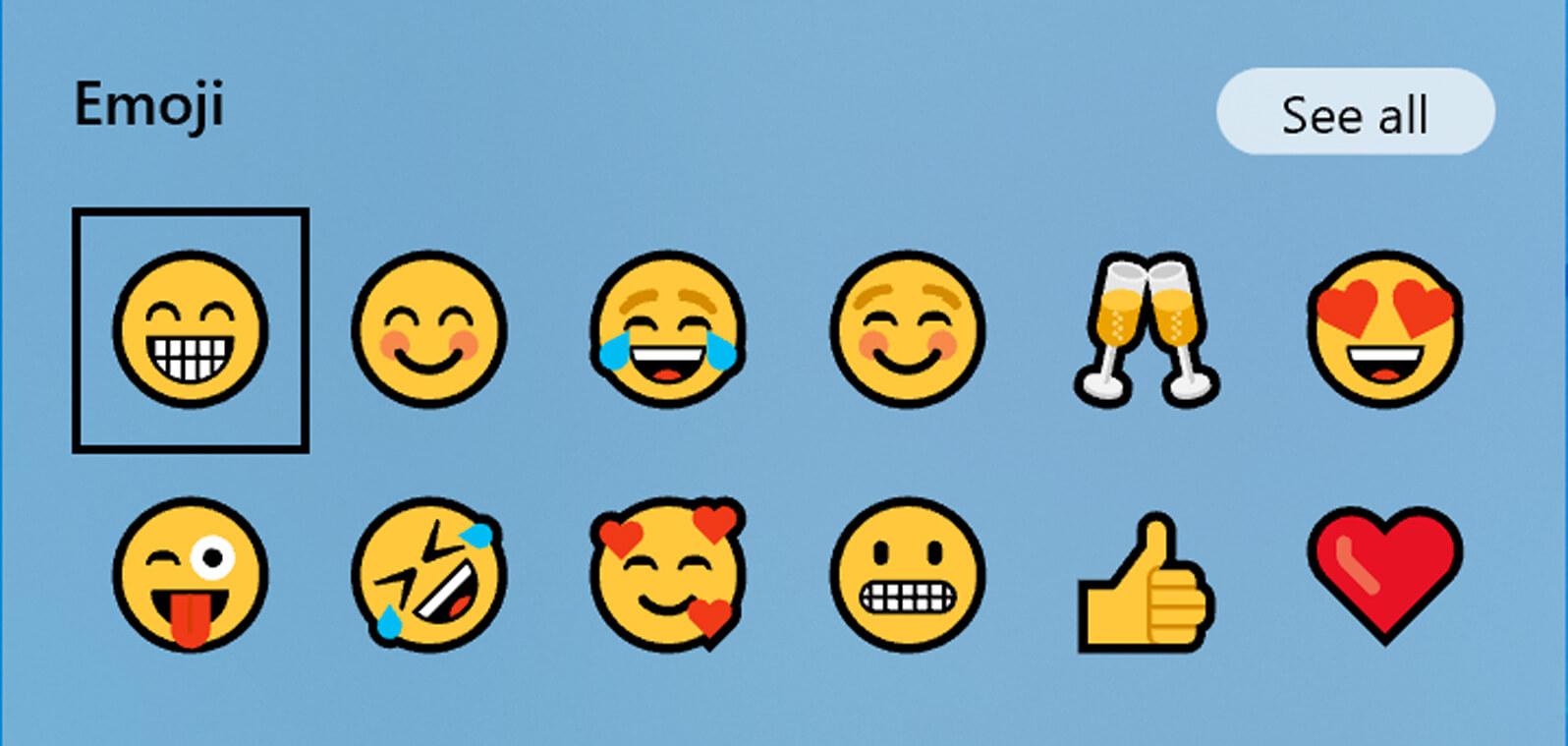 Windows 10 Insider Build 20206 Includes New Emoji Picker Voice Typing