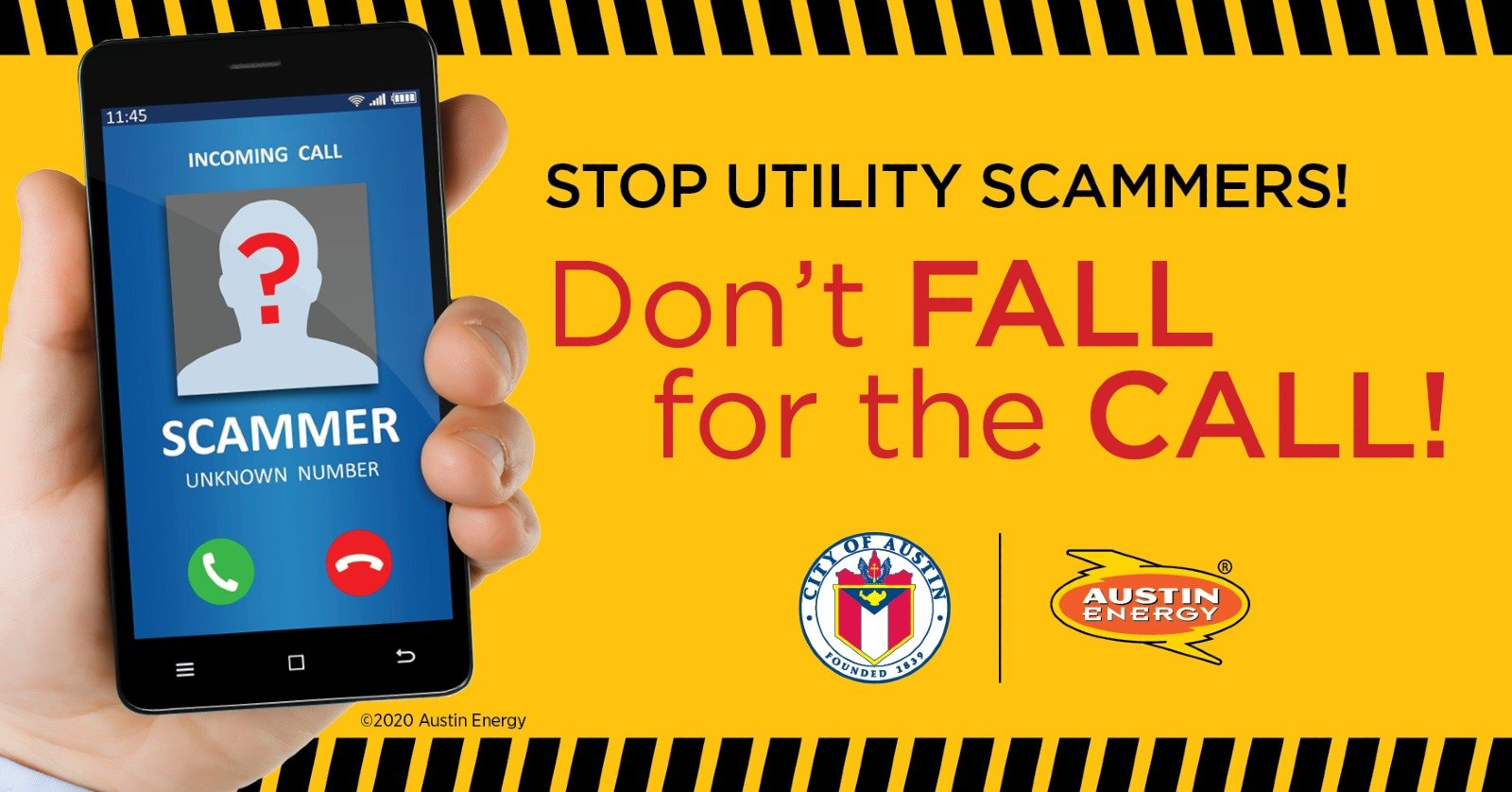 Texas electric company warns of scammers threatening to cut power