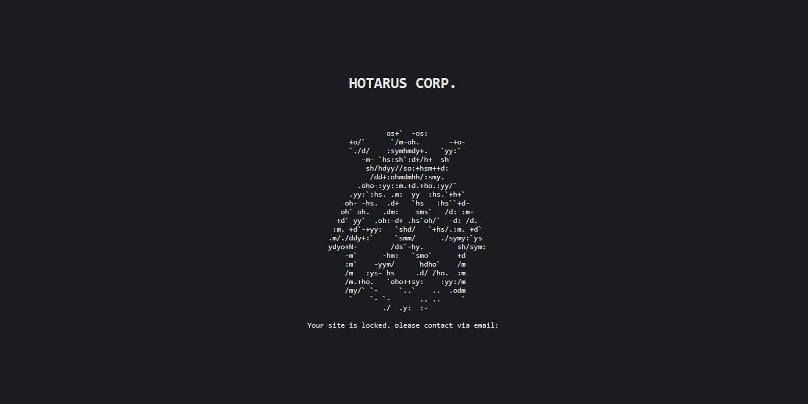 Hotarus Corp