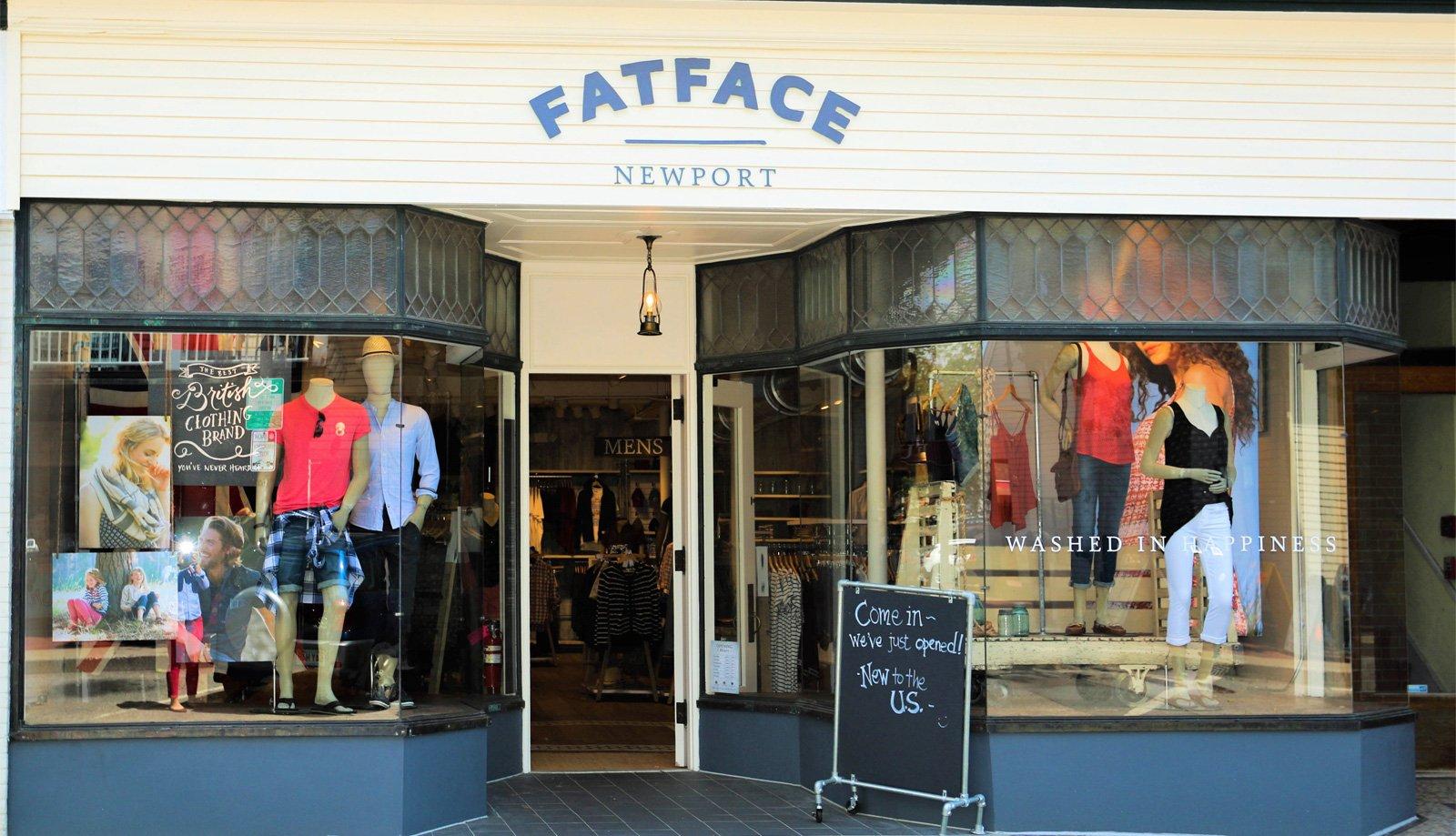 FatFace store
