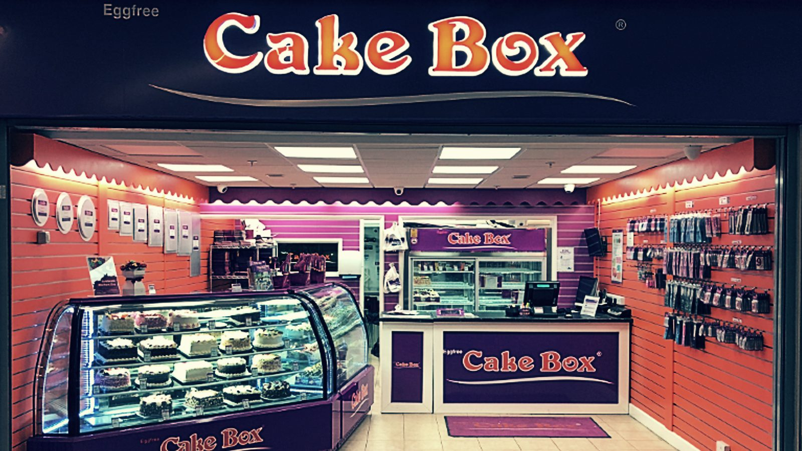 Eggfree Cake Box suffers data breach exposing credit card numbers