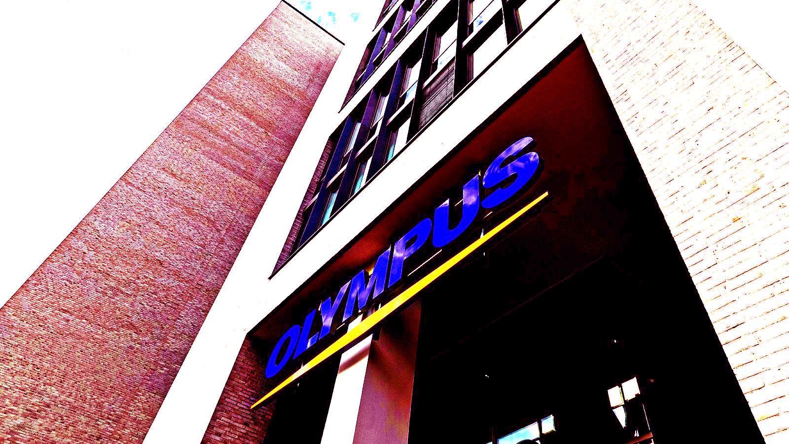 Olympus ABD sistemleri hafta sonu siber saldırıya uğradı