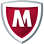 McAfee Labs Rootkit Remover Logo