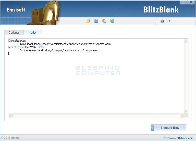 Download BlitzBlank
