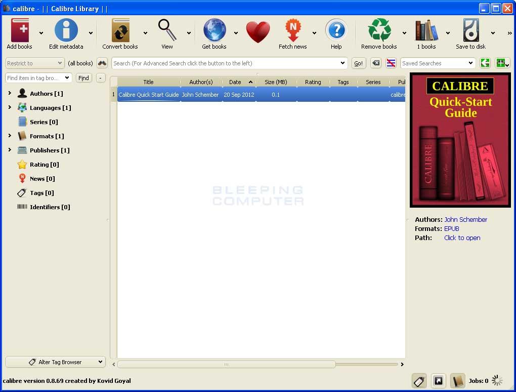 WatFile.com Download Free Calibre Download