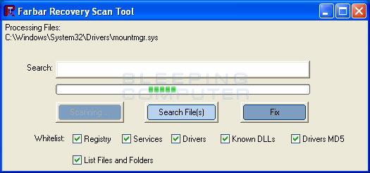 Page 1 | Farbar Recovery Scan Tool [FRST]. Published by Trony on Tuesday, 15 December 2015 in Computers - WebMastering - Consolle (Design's Factory)