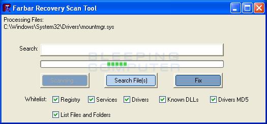 Farbar Recovery Scan Tool 24.02.2021.0 full