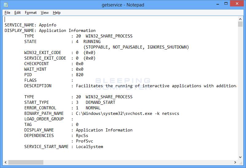 Write a batch file to run a program