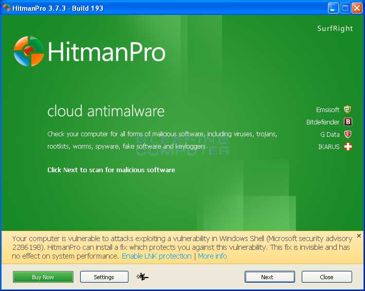 free hitman pro antivirus download