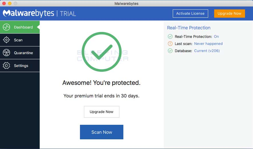 free malwarebytes for mac