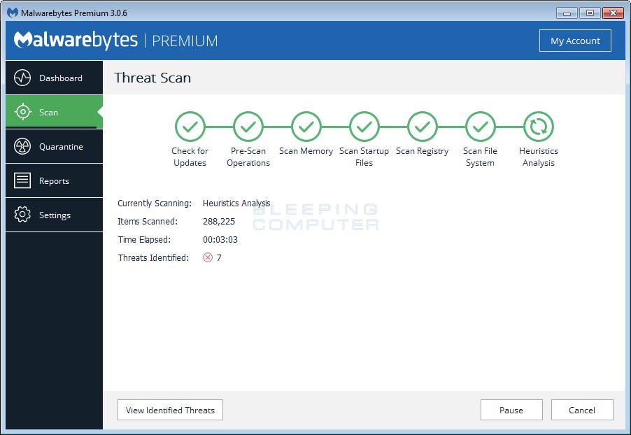 Malwarebytes - Antimalware y eliminacin de malware