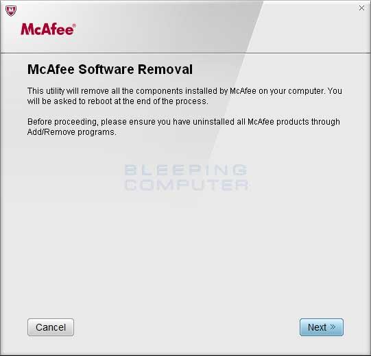 Mcafee Removal Tool Windows 8 Скачать - фото 2