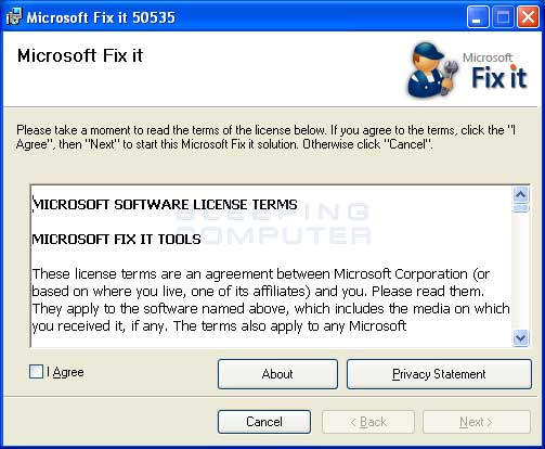 Download Microsoft Security Essentials Removal Tool