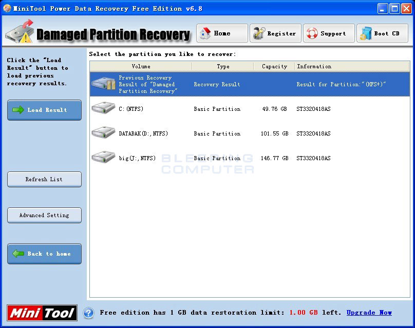 mini data recovery software with crack
